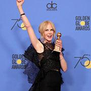 Le palmarès complet des Golden Globes 2018