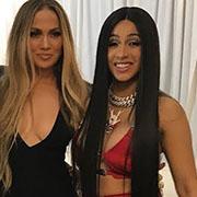 Jennifer Lopez et Cardi B: la collaboration sur «Dinero» confirmée!
