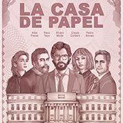 Netflix annonce une saison 3 pour La Casa de Papel