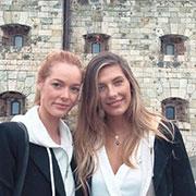 Camille Cerf et Maëva Coucke sans maquillage : Les Miss s'affichent au naturel !