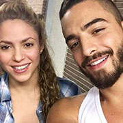 Shakira et Maluma arrivent bientôt avec leur nouveau duo «Clandestino»