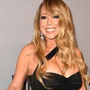 Mariah Carey en plein