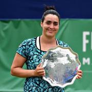 Tennis: Ons Jabeur remporte la finale du tournoi de Manchester
