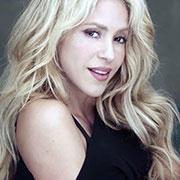 Shakira soutient la Colombie pendant la Coupe du Monde!