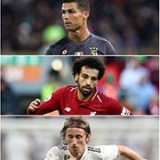 FIFA's The Best Awards 2018 : Qui succèdera à Cristiano Ronaldo ?